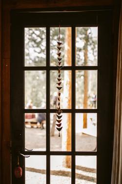 Rustic wedding venue