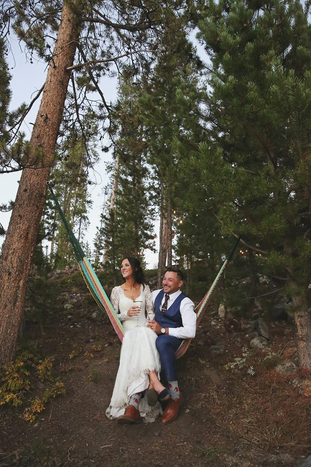 Rustic Wedding Colorado