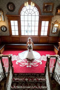 Stanley Hotel Wedding