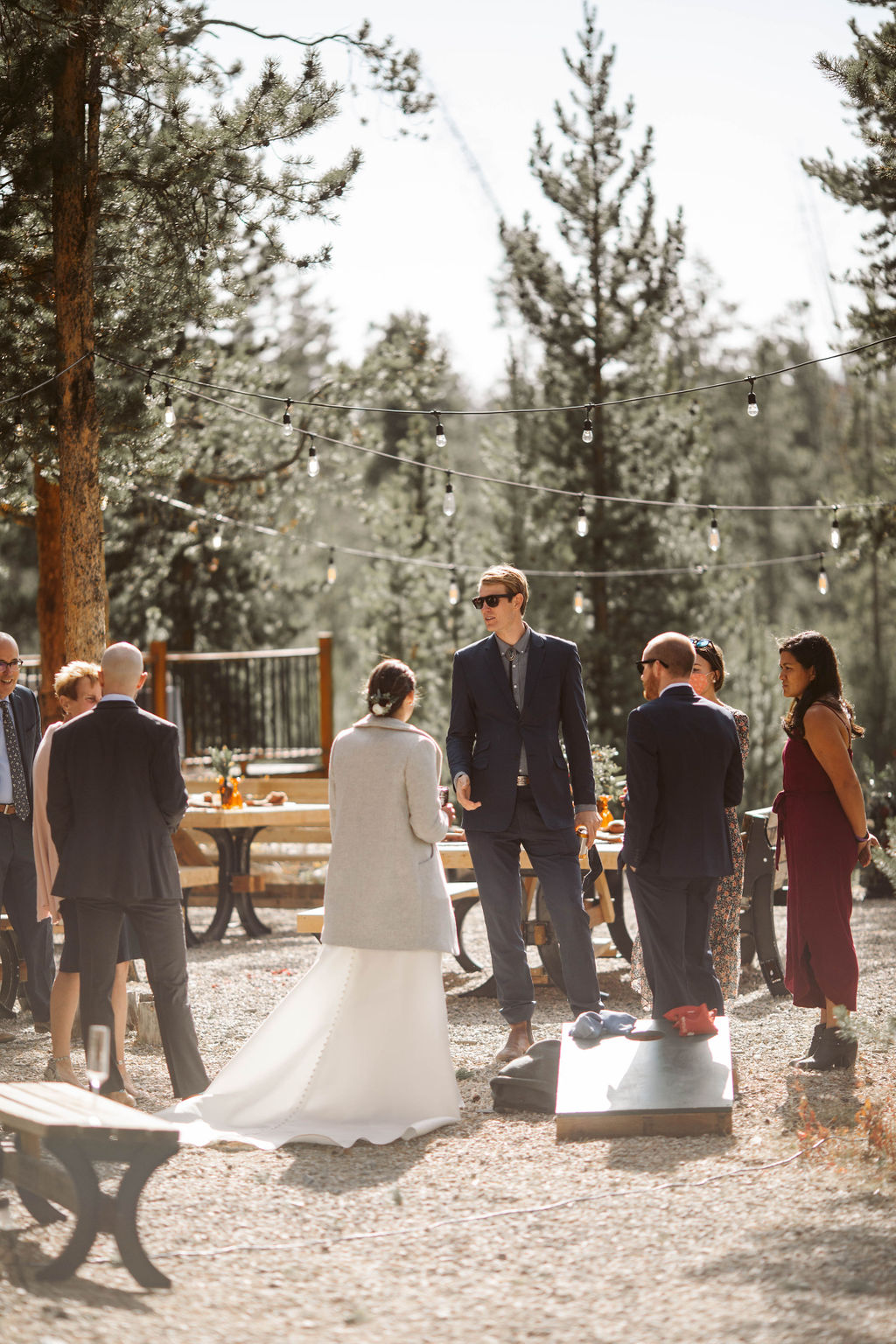 Backyard Wedding Venues Colorado