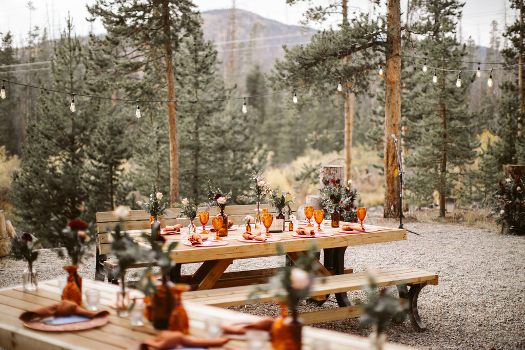 Colorado Backyard Wedding Venue