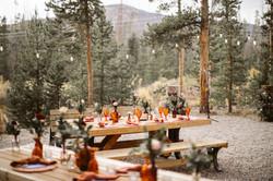 Colorado Backyard Wedding Venue