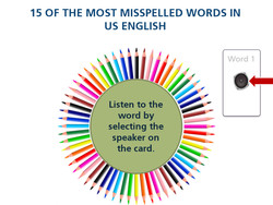 15 Most Misspelled American English Words