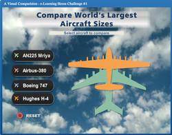 Aircraft Size Comparison