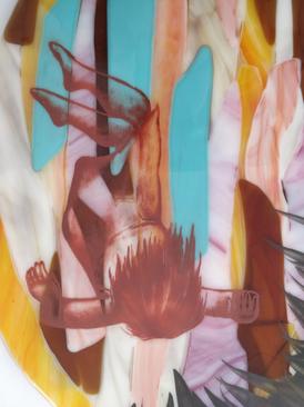 Me-and-mr-Anxiety-Three-glass-art-glaskunst-painting-schilderij-evelien-de-bruijn-2.png