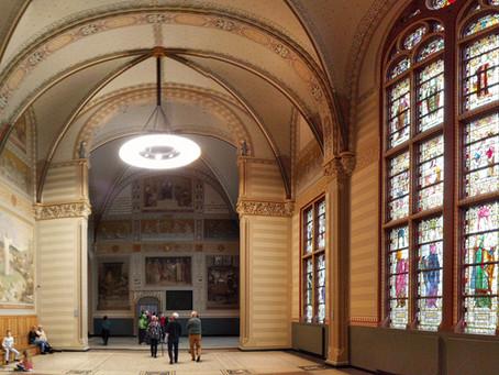 Glaskunst in het Rijksmuseum Amsterdam: een teleurstelling