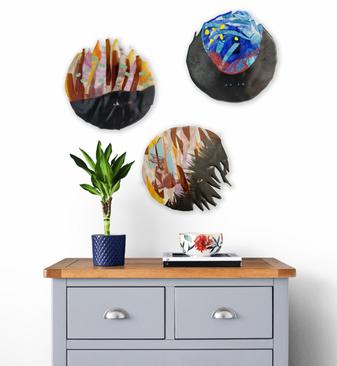 Me-and-mr-Anxiety-Two-glass-art-glaskunst-painting-schilderij-evelien-de-bruijn-4.png