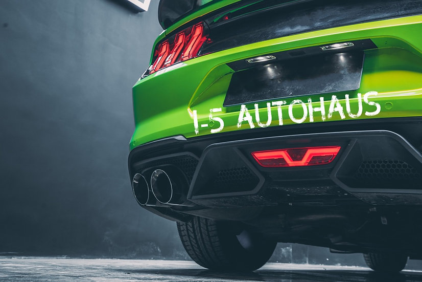 2020 GT500 Style Rear Valance (15-20 All)