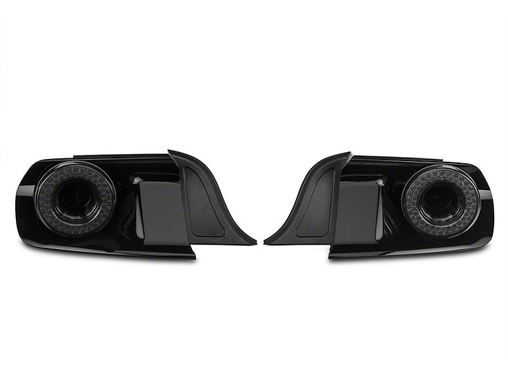 I-5 TECH Ford GT Style Halo Tail lights (15-18 All)