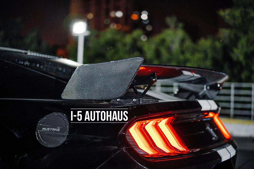 2020 GT500 Style Track Pack Spoiler (15-20)