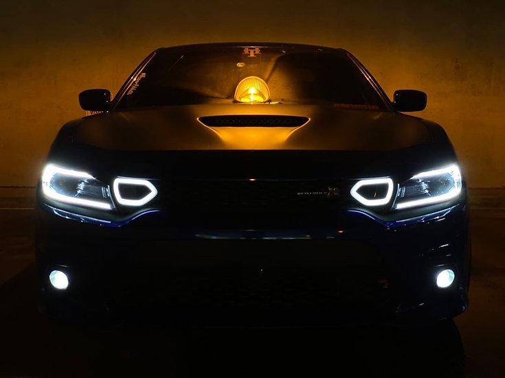 I-5 Charger LED Grille (15-20)