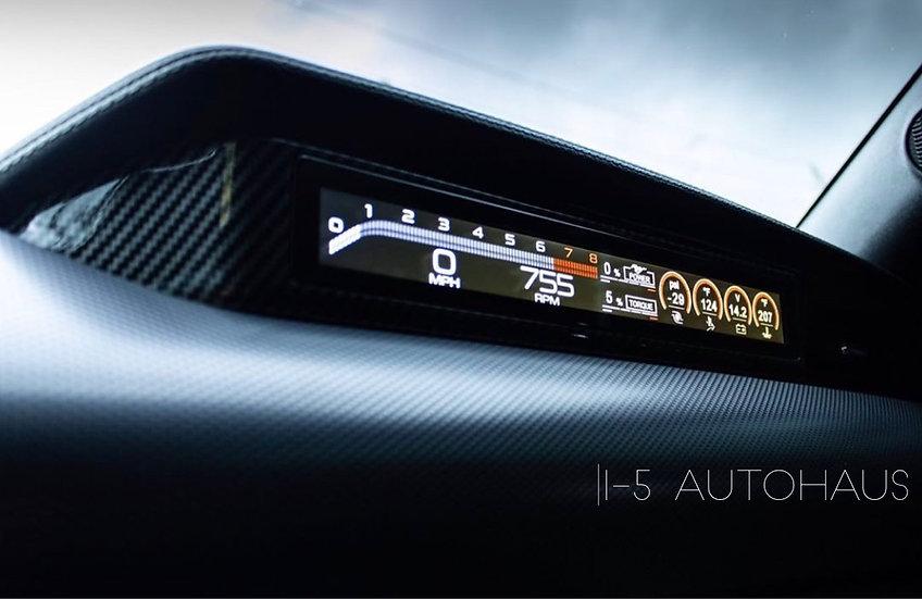 I-5 Passenger LCD Display (15-20)