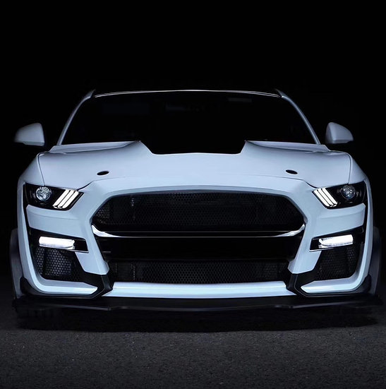 15-17 GT500 Conversion Bumper
