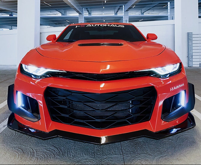 19-20 Camaro ZL1 1LE Conversion Bumper