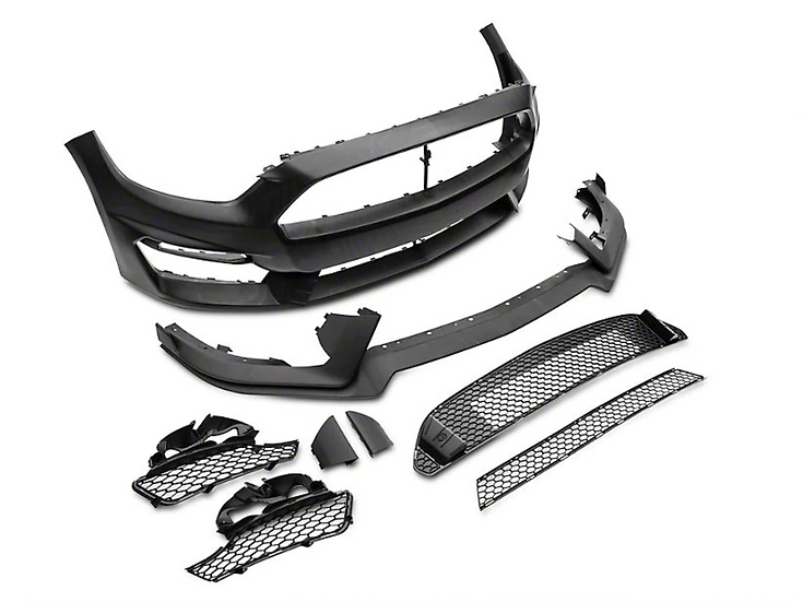 Replacement Parts for 15-17 GT350 Bumper