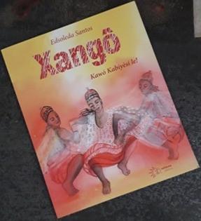 """Livro """"XANGÔ, Kawó Kabiyèsi Le!"""" (Solisluna Editora, 2015)"""