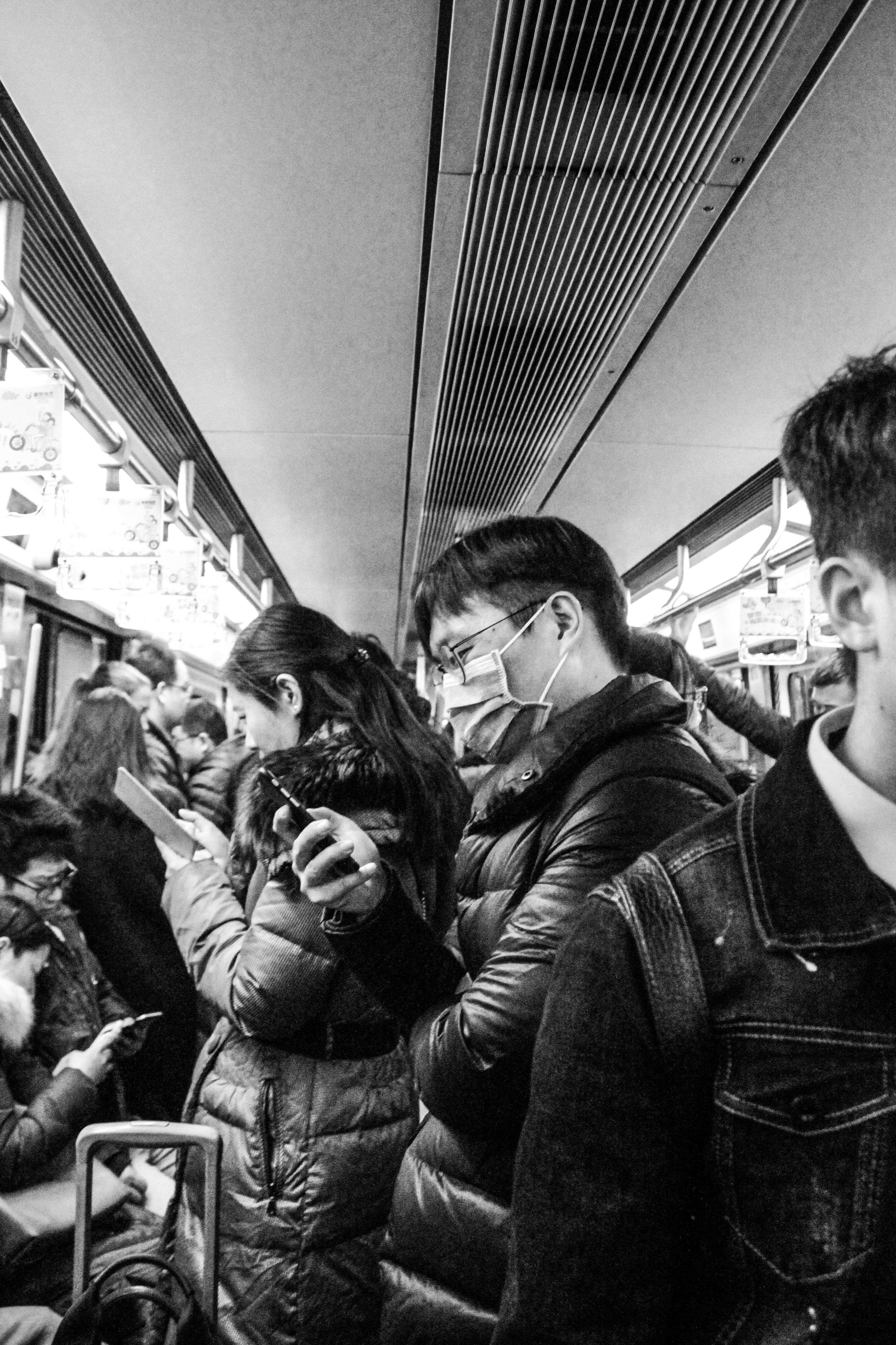 9 Fernanda Santos - Metro - Pequim, Chin
