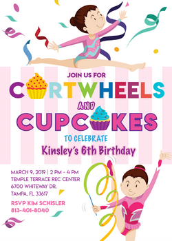 Cartwheels and Cupcakes