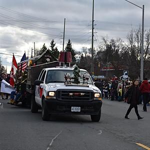 Markham Christmas Parade