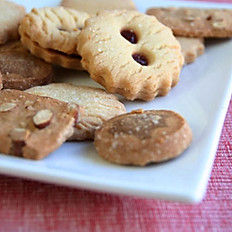 Selection of biscuits - $2.00 per person