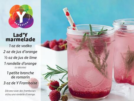 Lad'Y Marmelade