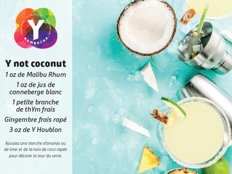Y not coconut