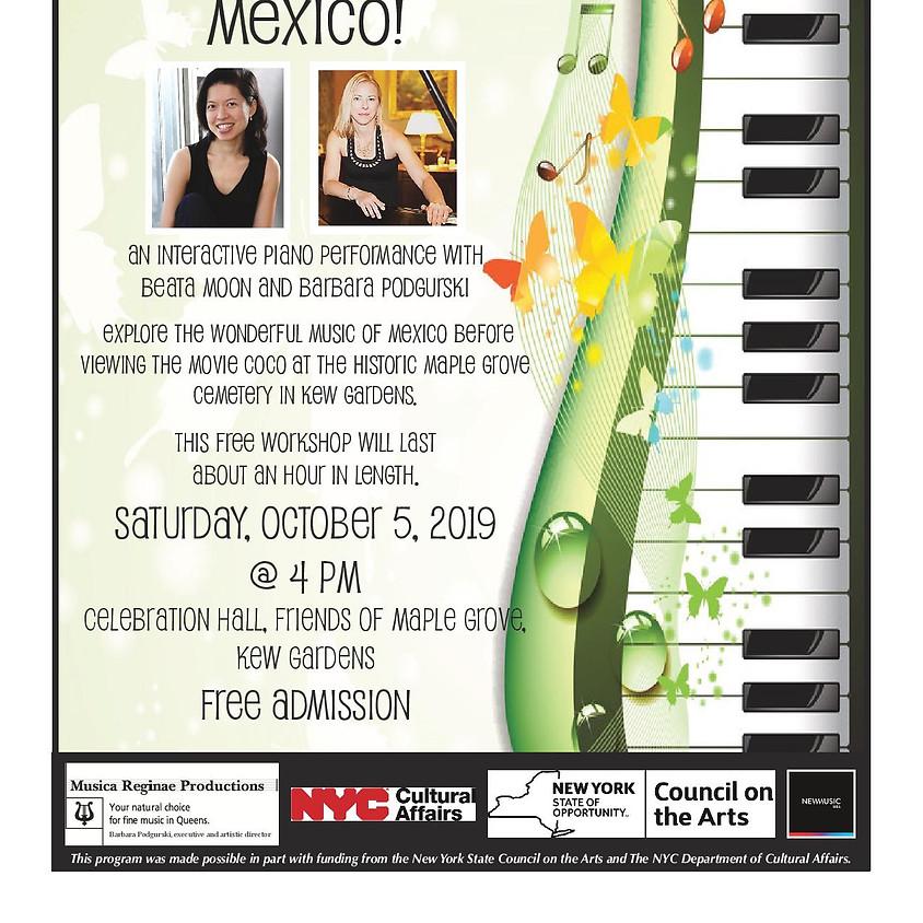 Folk Music Of Mexico