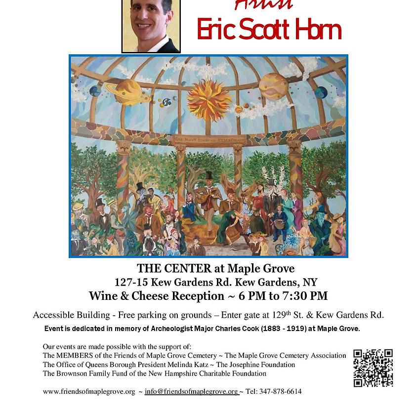 Art Exhibit Opening - Eric Scott Hom