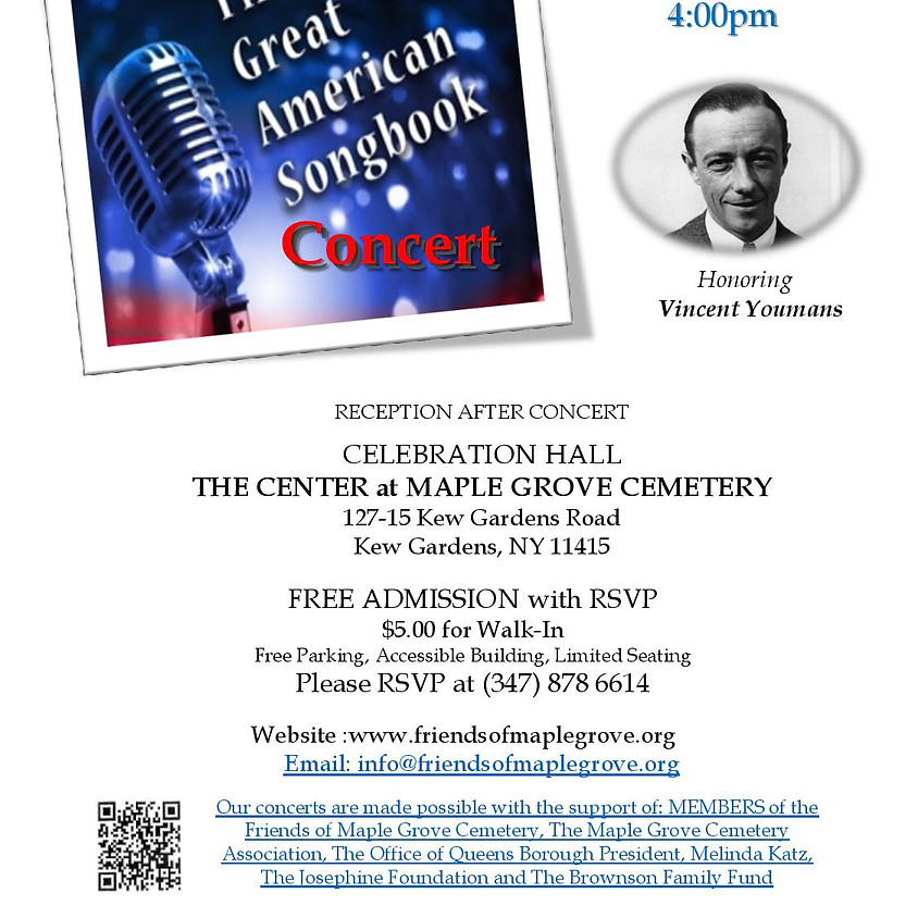 The Great American Songbook Concert