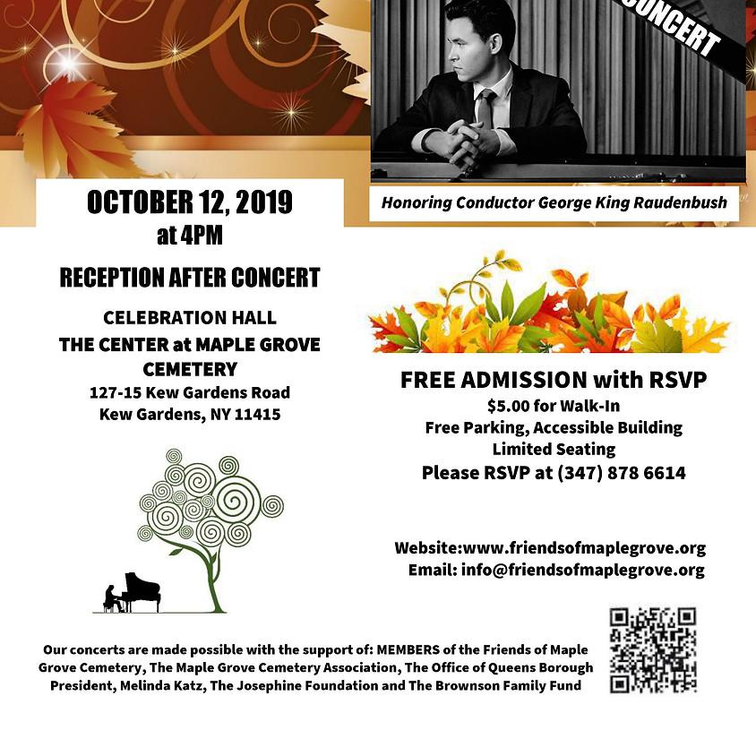 Mathew Graybil Concert