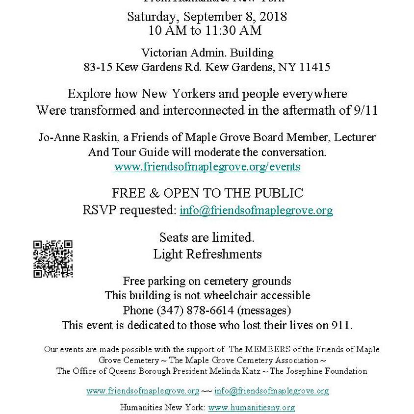 9/11 Free Community Conversation