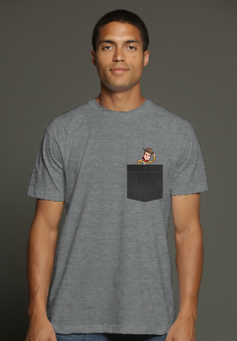 """Limited Edition 4"""" Kriesel Clone Pocket Tee"""