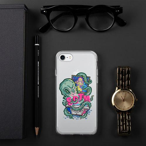 SDTM Return Of The Kraken iPhone Case CLEAR