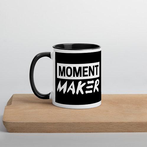 Moment Maker Mug BLACK
