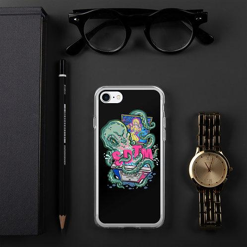 SDTM Return Of The Kraken iPhone Case BLACK