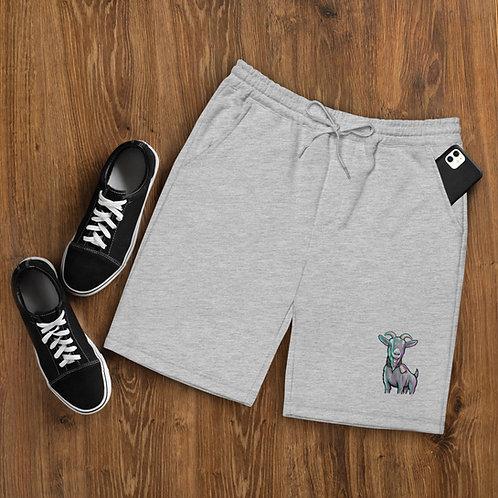 The Pinball Show Goat Men's Fleece Shorts
