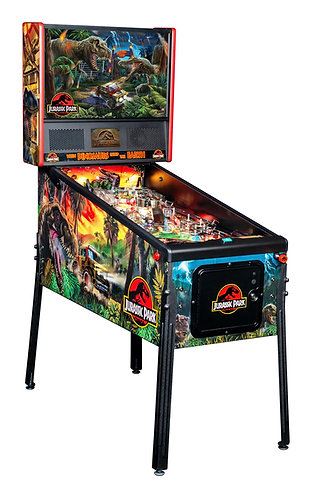 Jurassic Park: The Pin Pinball Machine