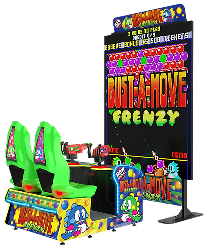 Bust-A-Move Frenzy Arcade