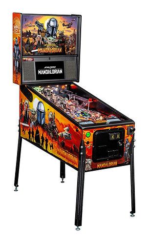The Mandalorian Pinball Machine - Pro Model