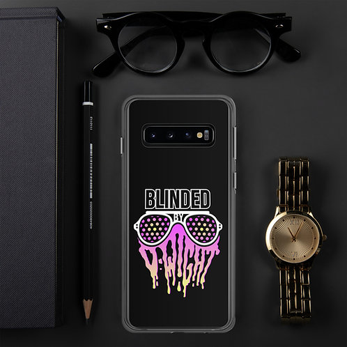Blinded By D-wight Samsung Case BLACK