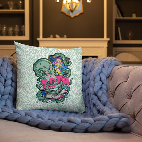 SDTM Return Of The Kraken Premium Pillow