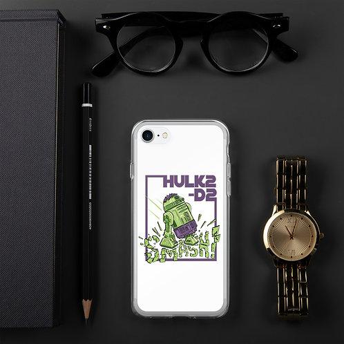 HULK2-D2 iPhone Case WHITE