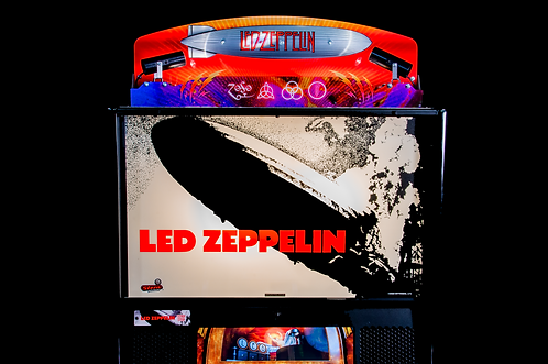 Led Zeppelin Topper