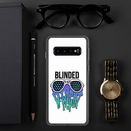 Blinded By D-wight Samsung Case WHITE
