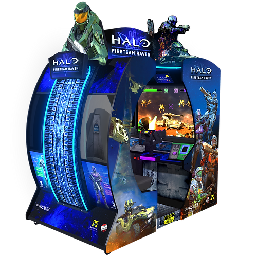 Halo - Fireteam Raven Arcade