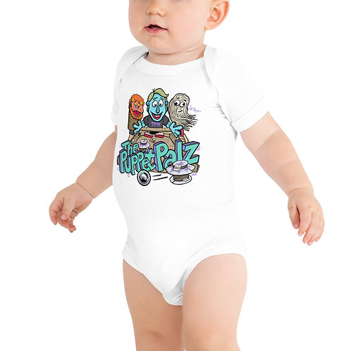 The Puppet Palz Baby Short Sleeve One Piece