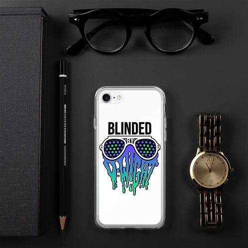 Blinded By D-wight iPhone Case WHITE