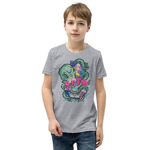 SDTM Return Of The Kraken Youth Short Sleeve Shirt