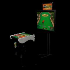 PowerPutt Golf Arcade