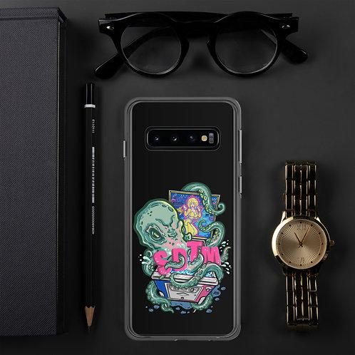 SDTM Return Of The Kraken Samsung Case BLACK